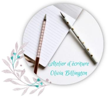 Atelier d'écriture d'Olivia Billington