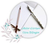 Atelier d'écriture Olivia Billington